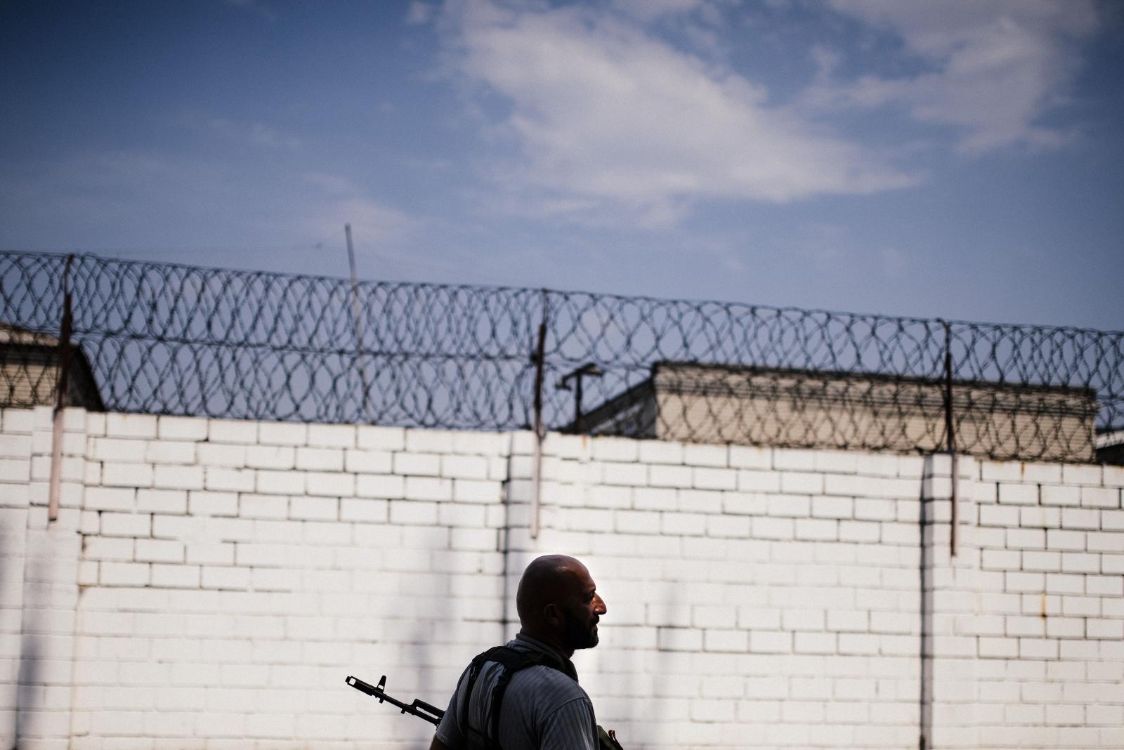 Donetsk prison