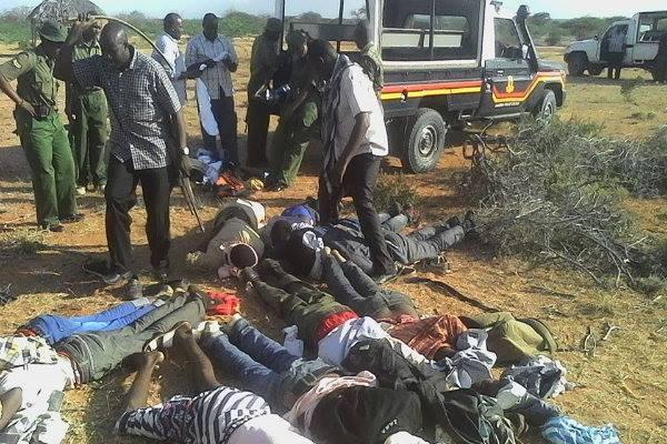 Kenya police flogging
