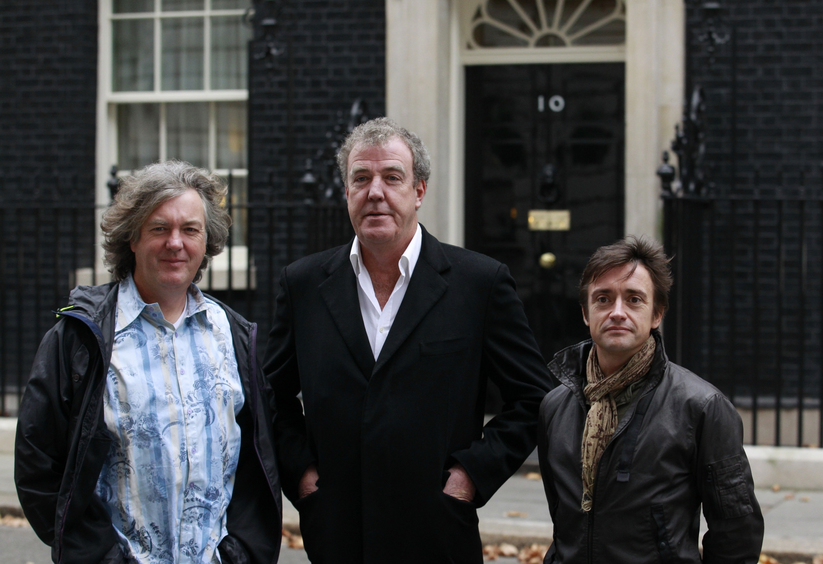 Jeremy Clarkson, Richard Hammond, James May