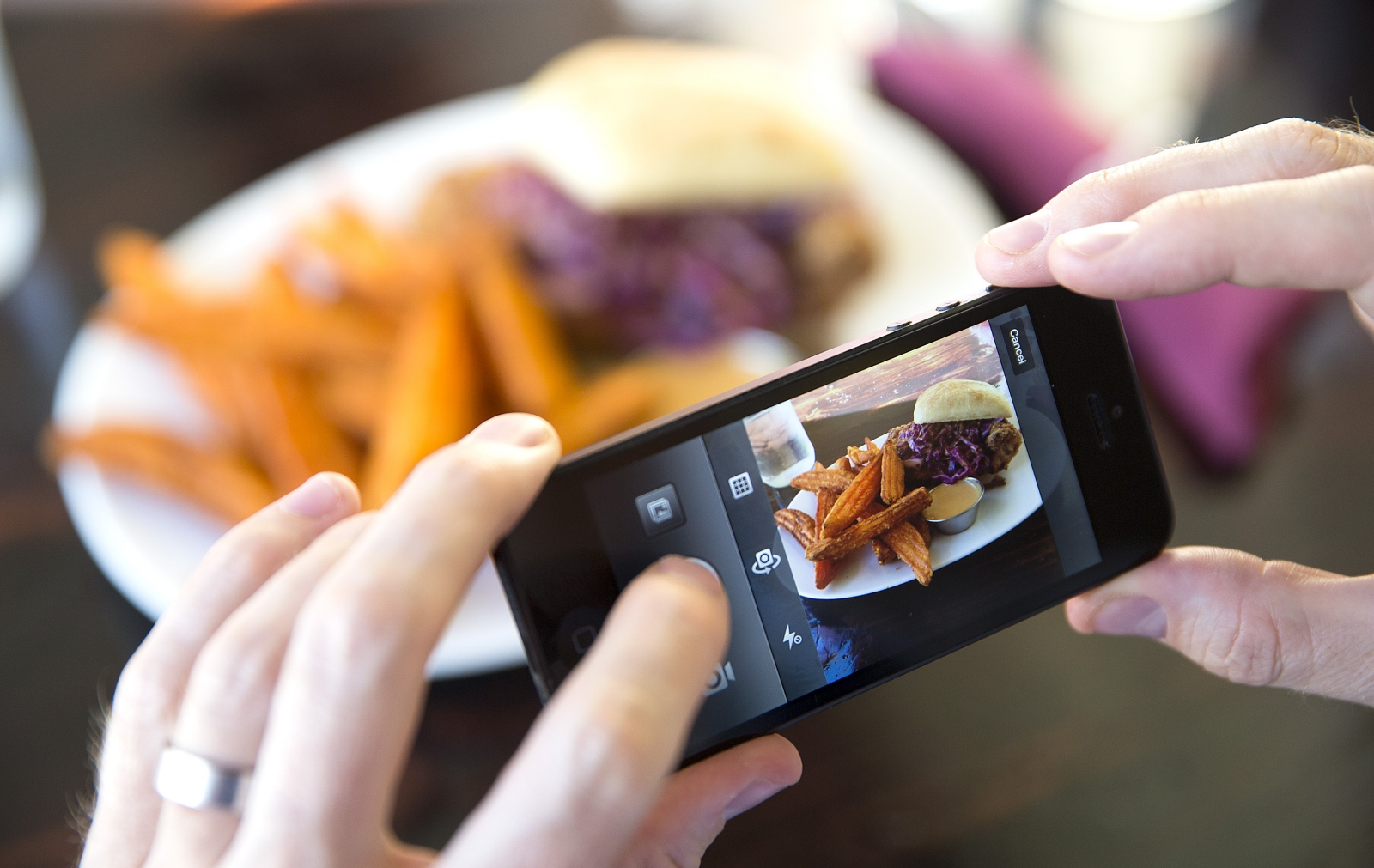 google artificial intelligence calories instagram
