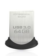 SanDisk UltraFit flash drive