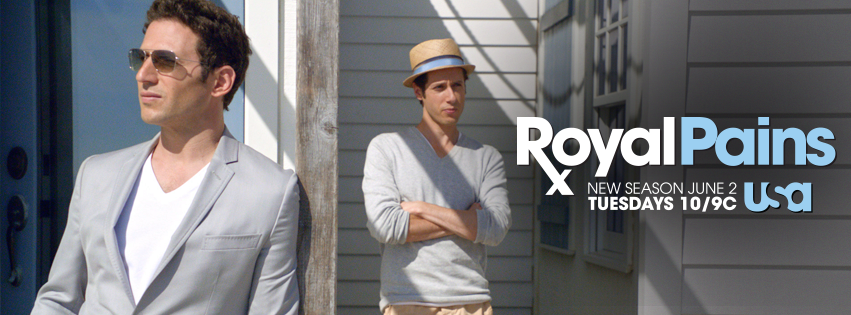 Royal Pains season 7 premiere