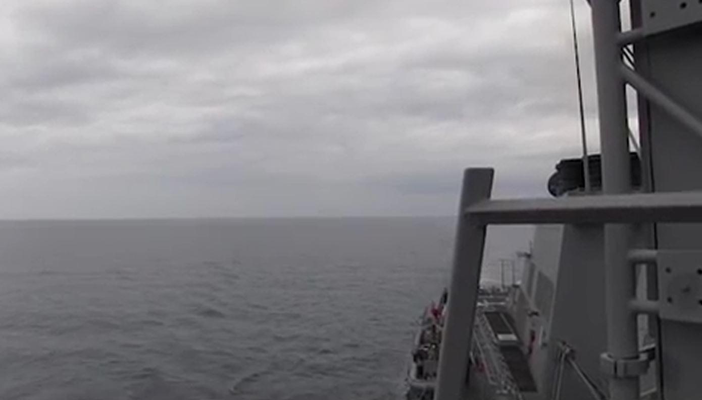 russian jet black sea