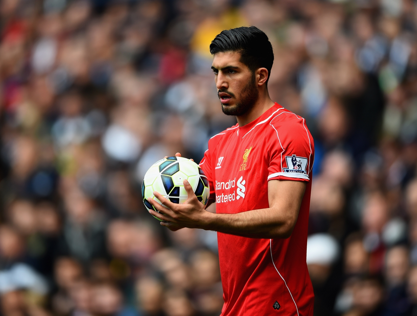 Liverpool Emre Can
