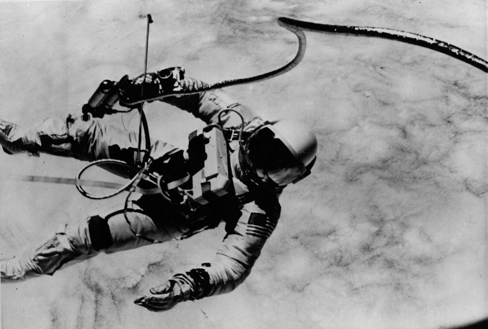 First US spacewalk 50th anniversary: Nasa astronaut Ed ...