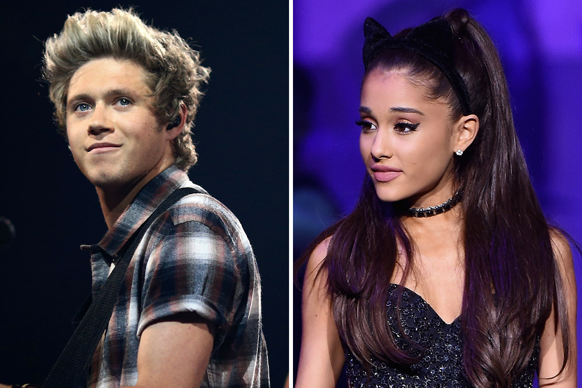 niall and ariana