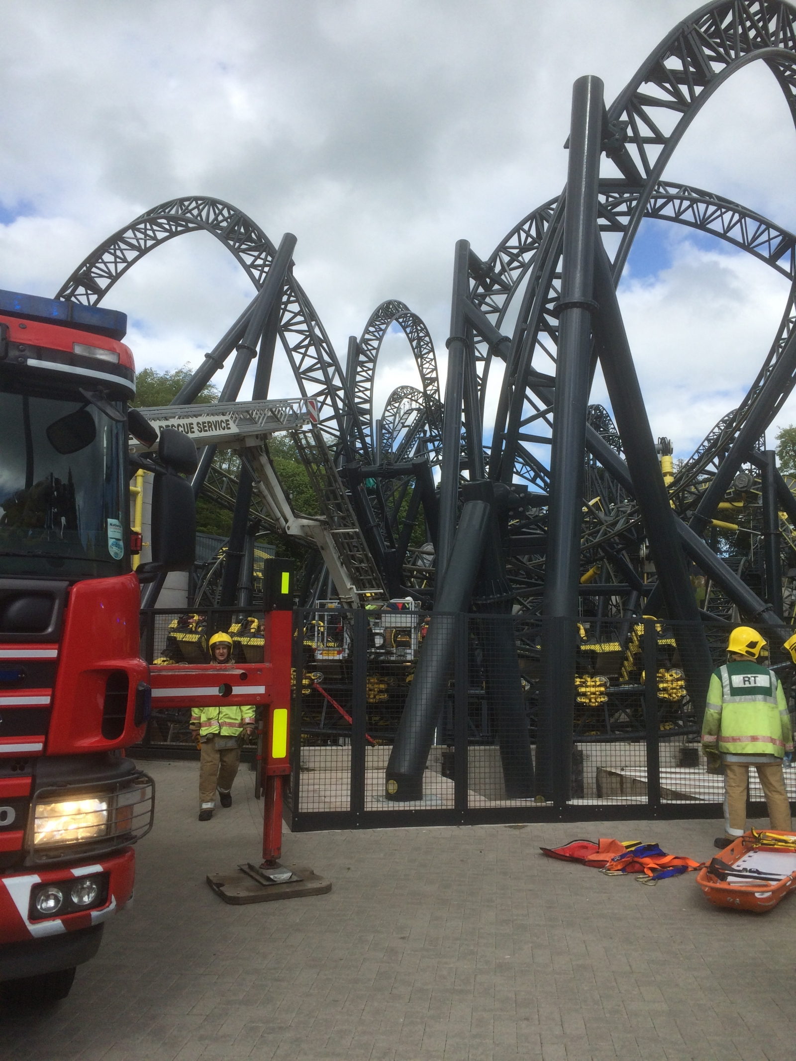 The Smiler Alton Towers