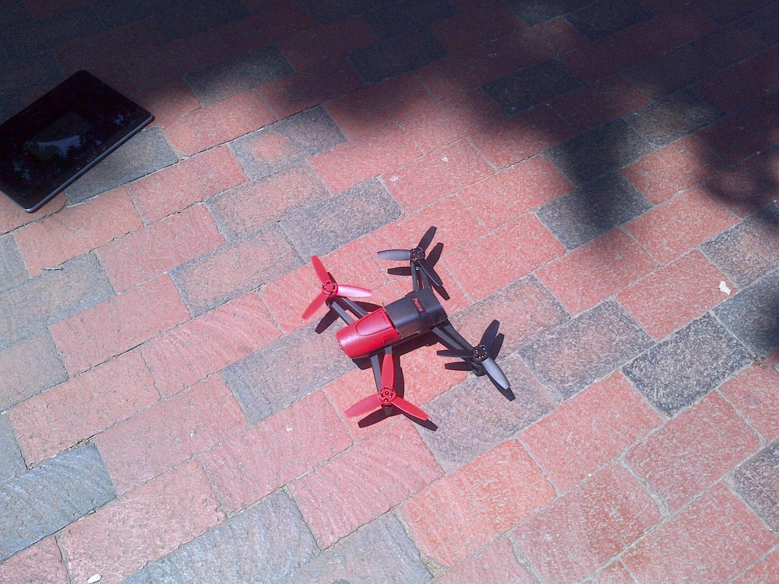 Plane drone surveillance FBI US