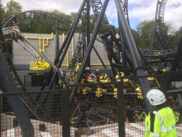 alton towers crash