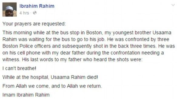 terrorism suspect shot dead