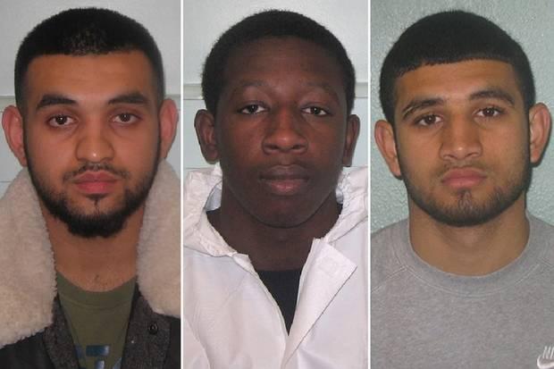 London street gang torturers