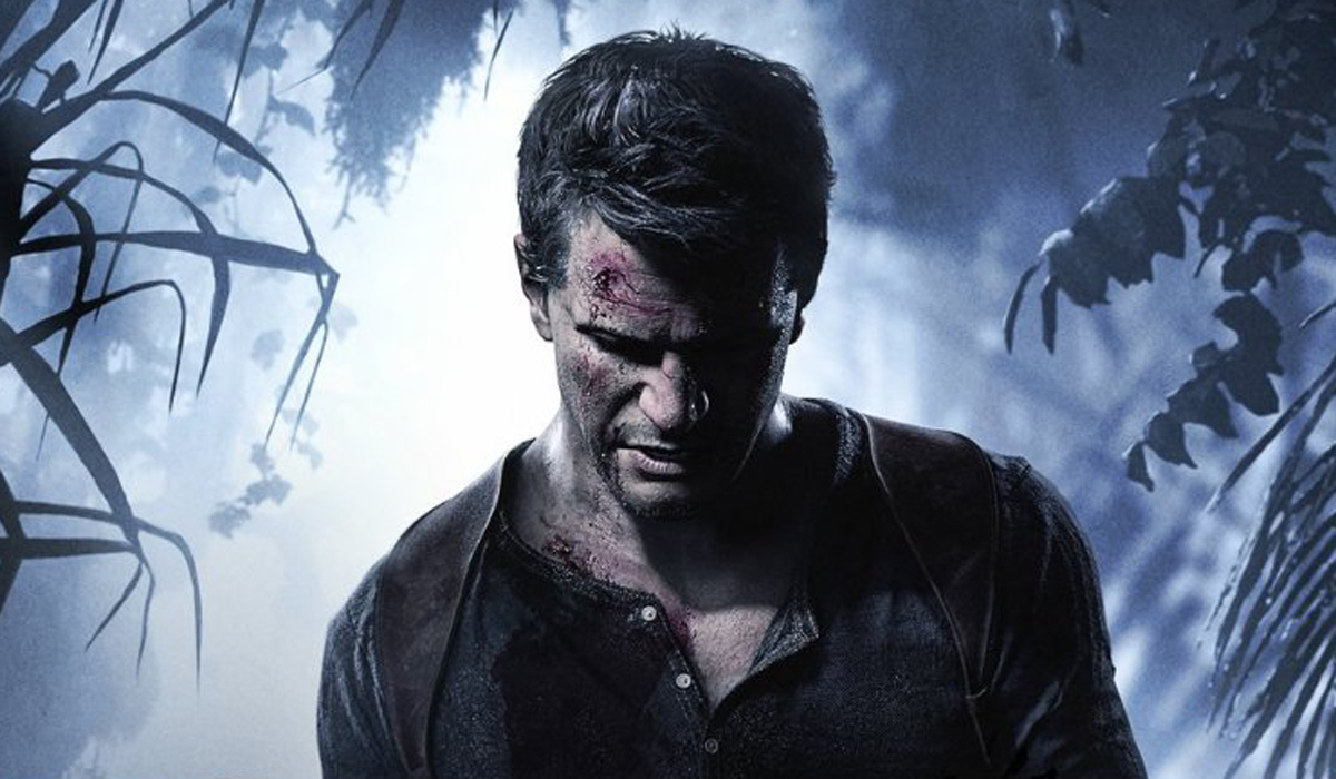 Uncharted 4 Nathan Drake