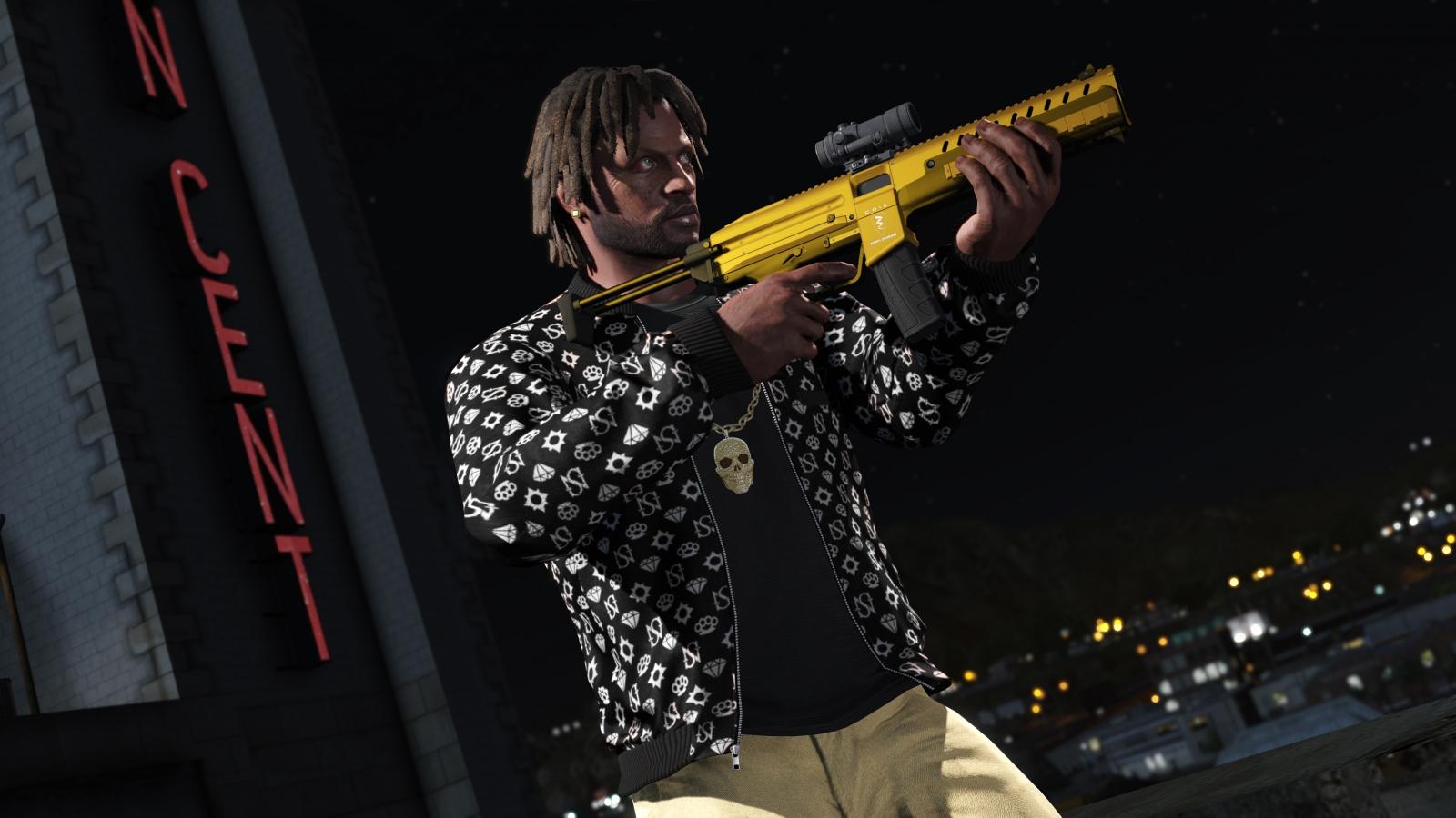 GTA 5: Ill-Gotten Gains DLC