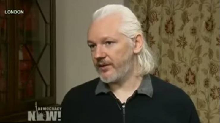 Wikileaks TPP Julian Assange