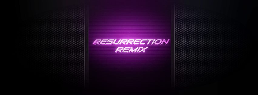 Resurrection Remix ROM