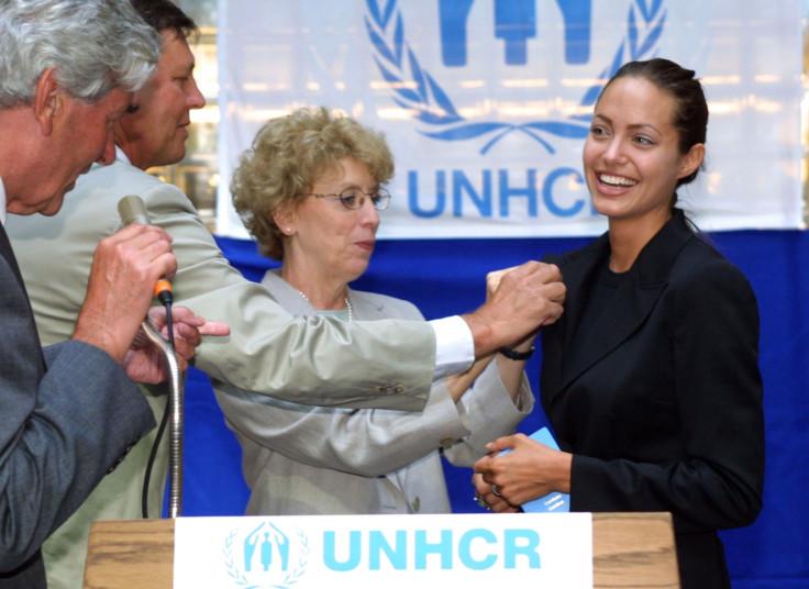 Angelina Jolie named UN Ambassador