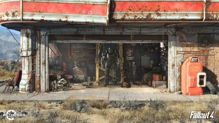 Fallout 4 screenshot 2015