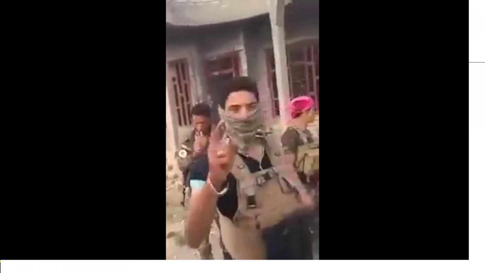 Shia atrocity video