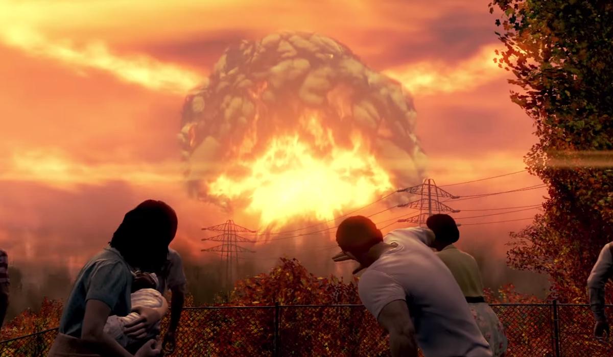 Fallout 4 screenshot nuke