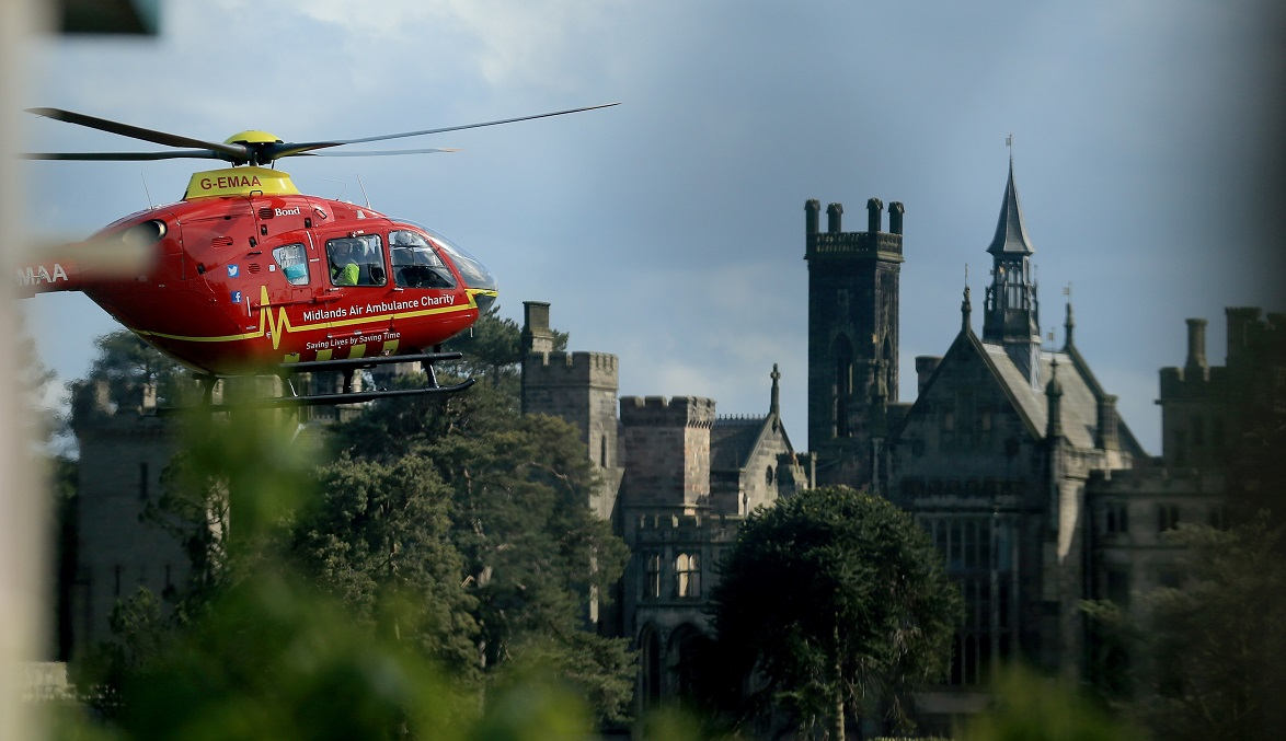 Alton Towers crash