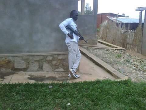 Imbonerakure Burundi