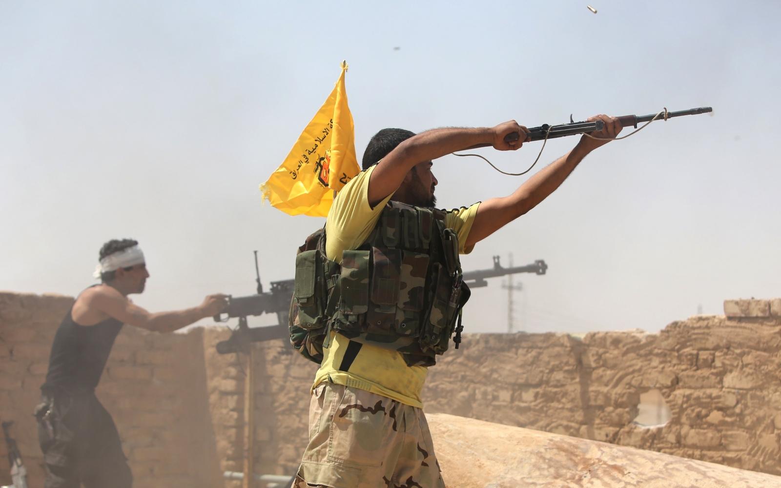 ISIS Iraq Shi'ite militia