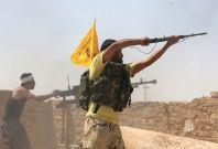 ISIS Iraq Shi\'ite militia