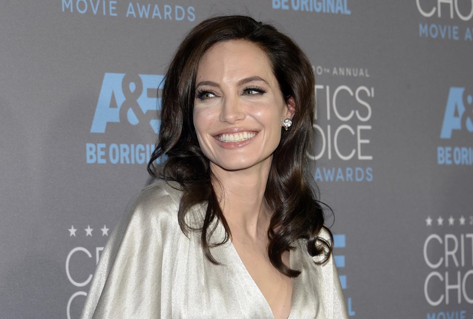 Angelina Jolie 40th birthday