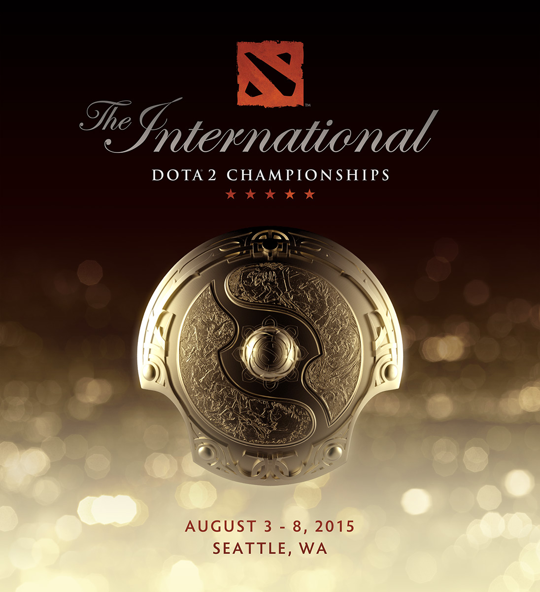 Dota 2 The International 2015 Seattle Dates
