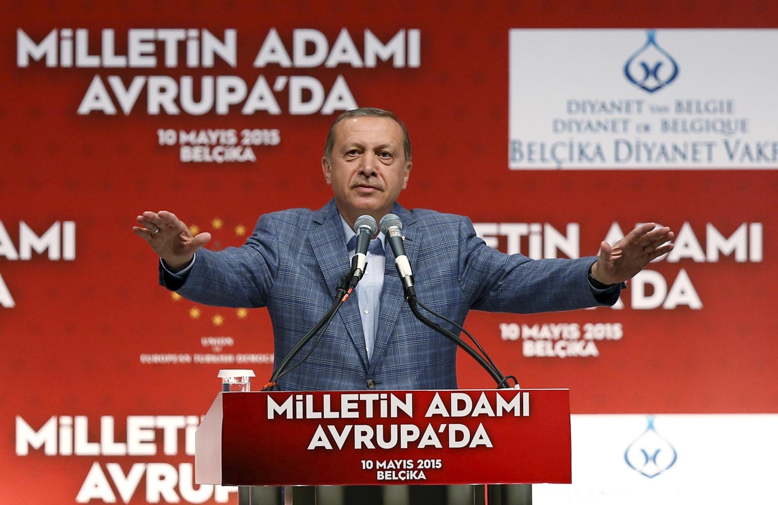 Turkey Erdogan