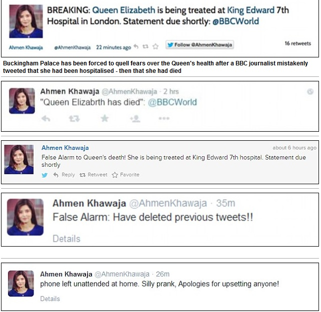 Khawaja tweets