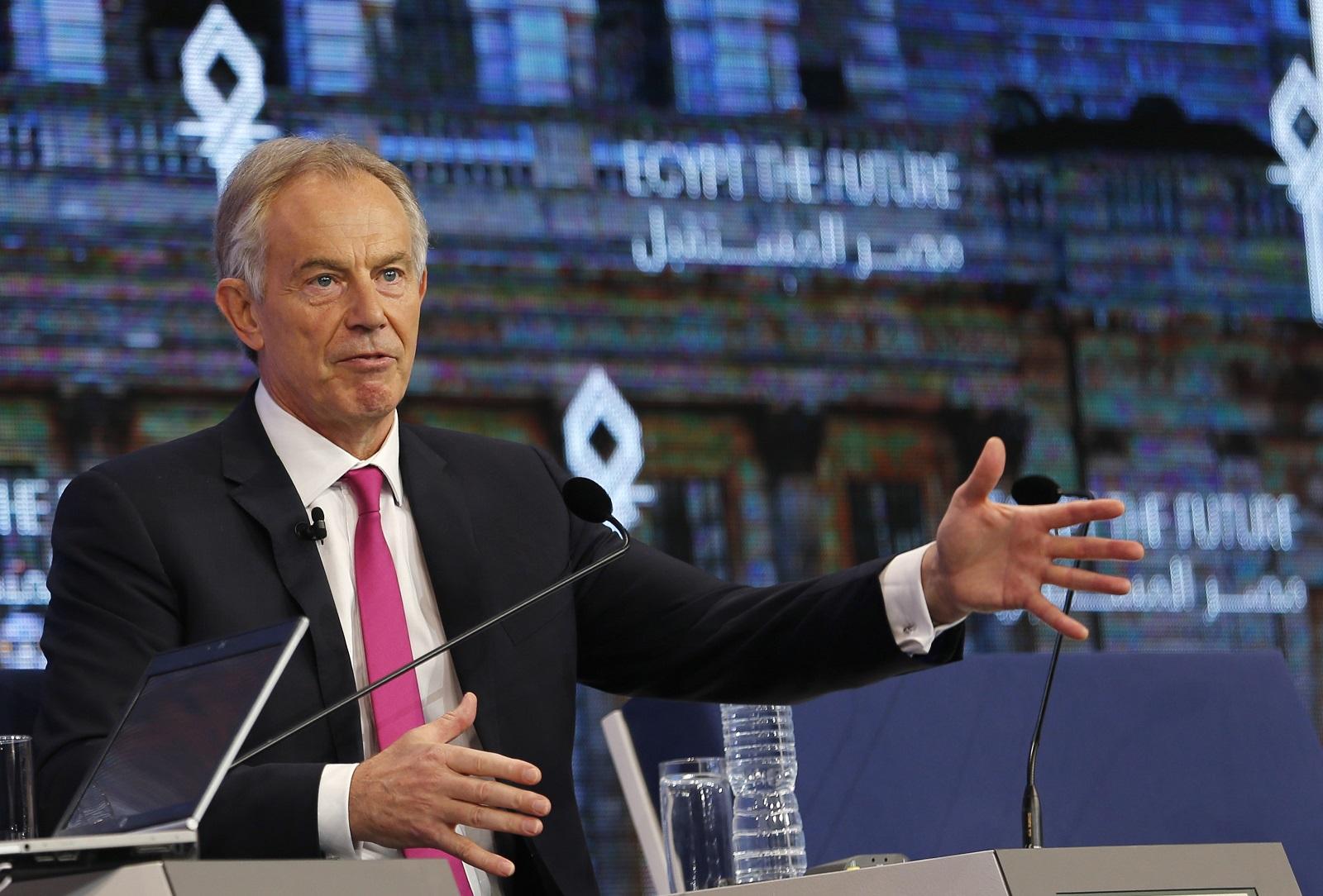 Tony Blair to head anti-Semitism body