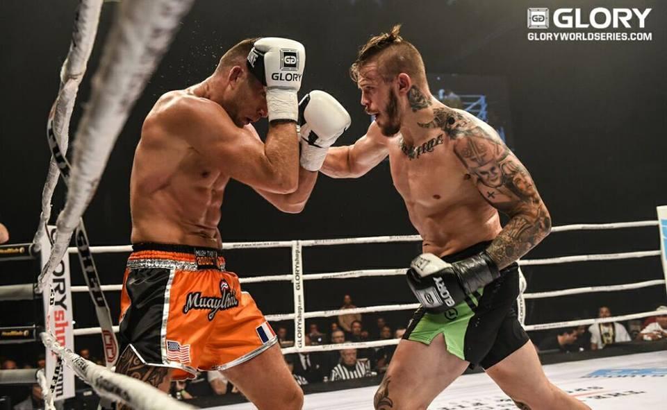 Glory Sports International kickboxing