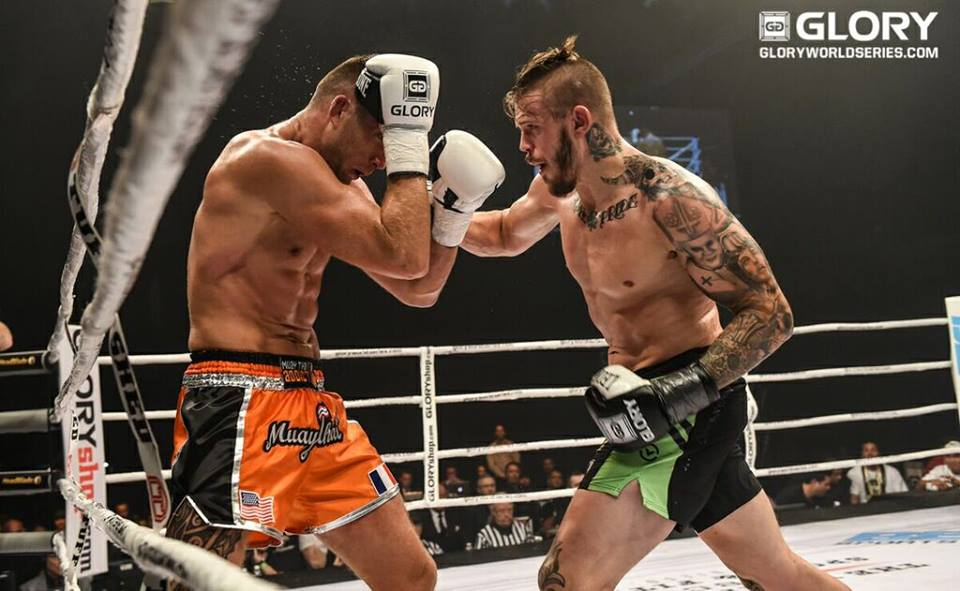 Glory Sports International kickboxing
