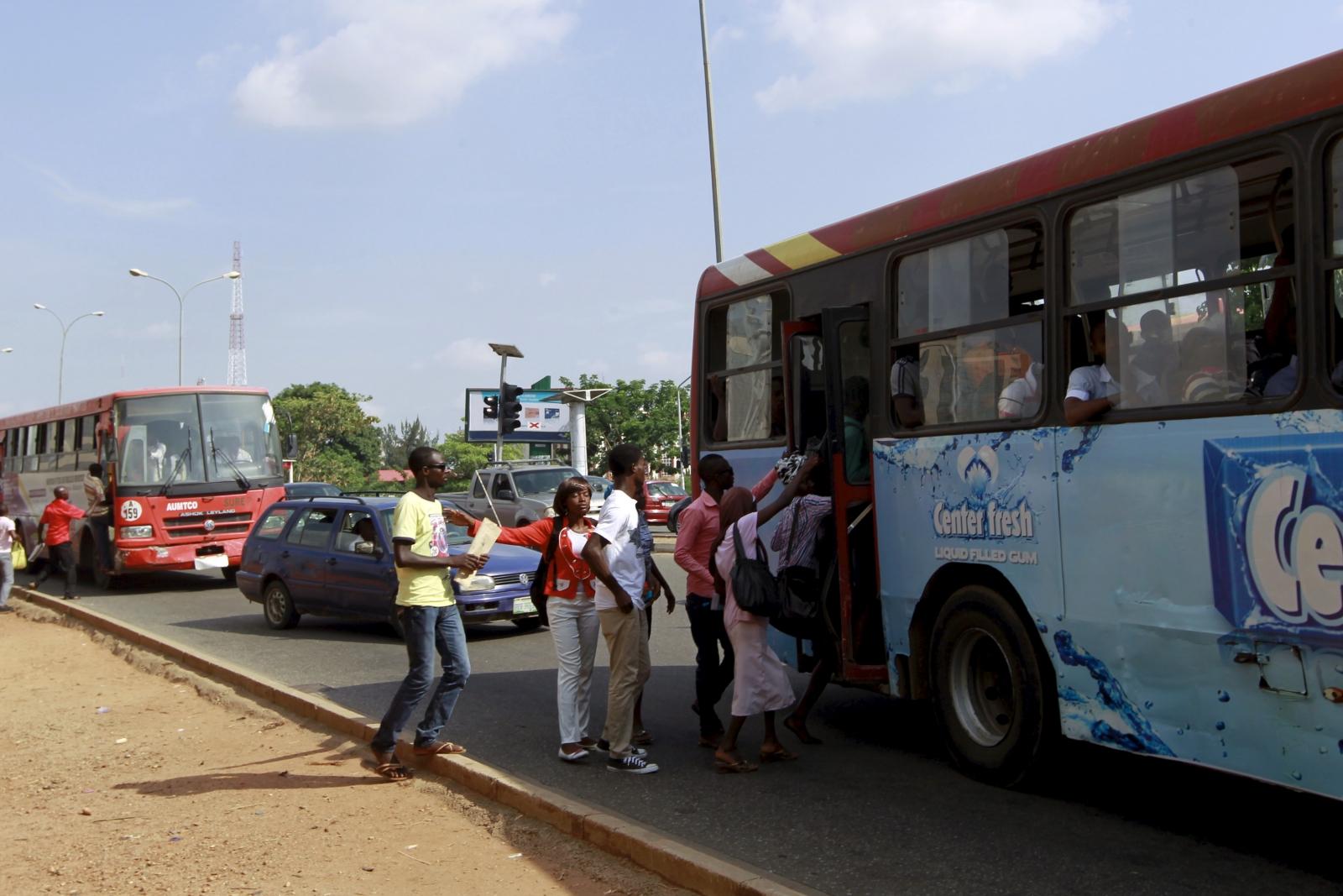 Nigeria bus