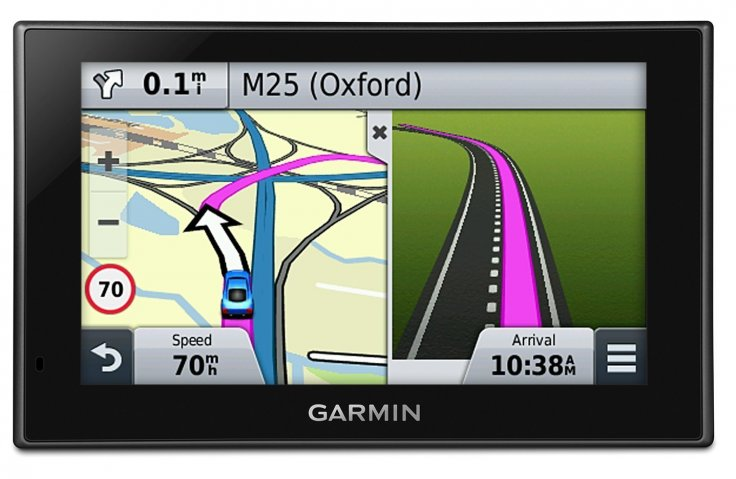 Garmin nüvi 2599LMT-D review