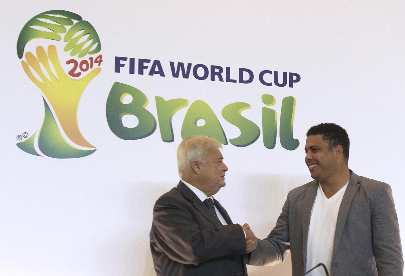 World Cup Brazil Teixeira