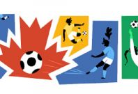 Google Doodle for Women\'s World Cup
