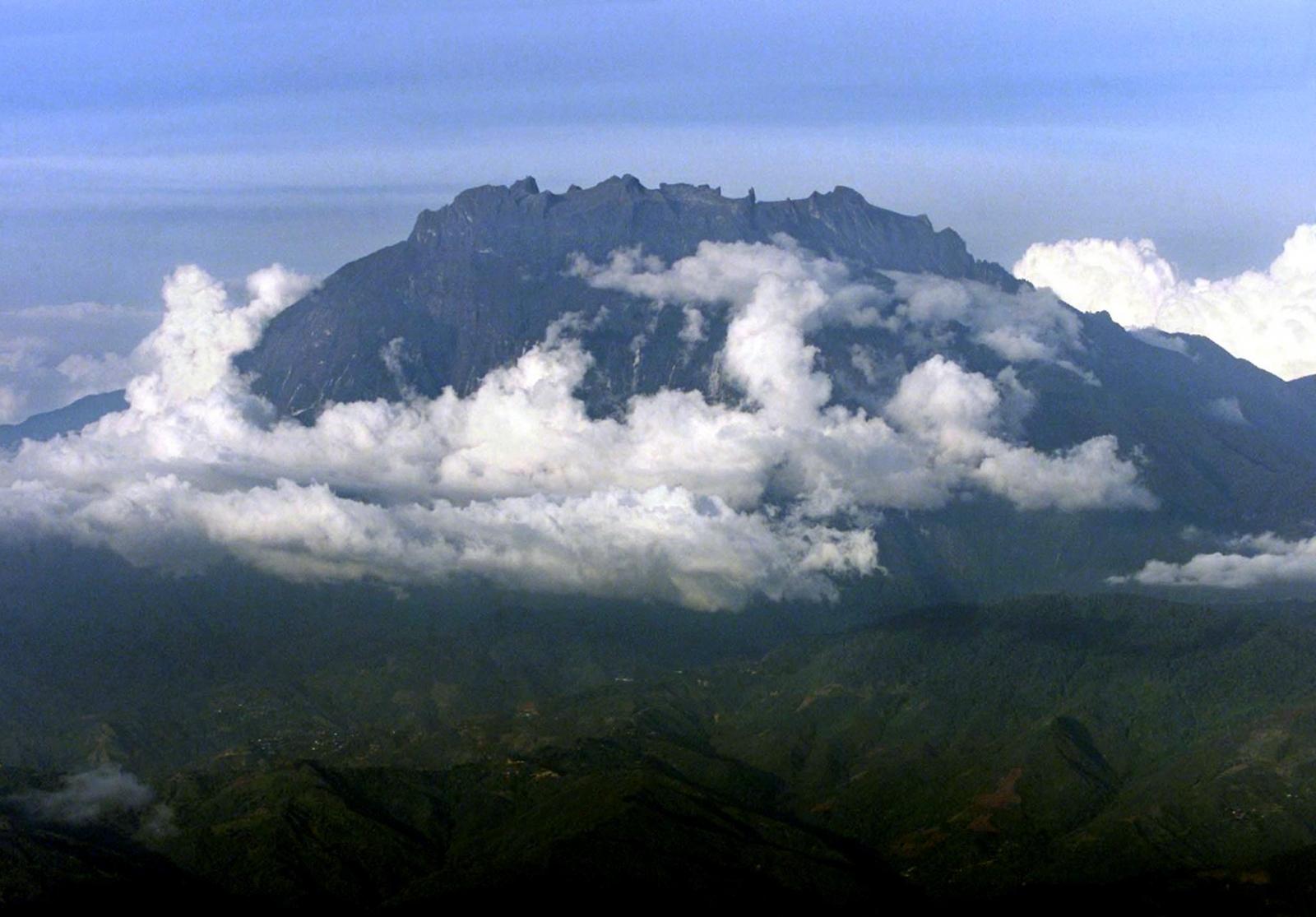 Mount Kinabalu earthquake