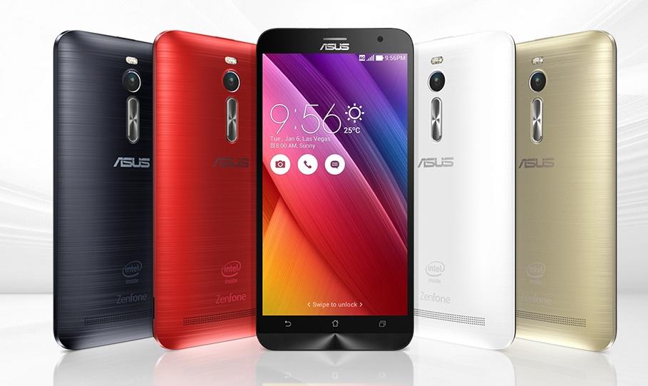 Asus ZenFone 2 ZE551ML receives new OTA update version 2.18.40.12 [Download link]