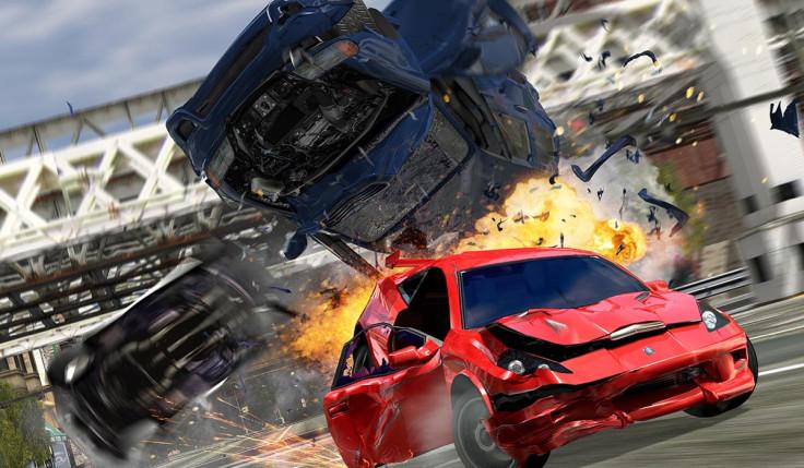 Burnout creators Criterion explain origin of Takedowns in