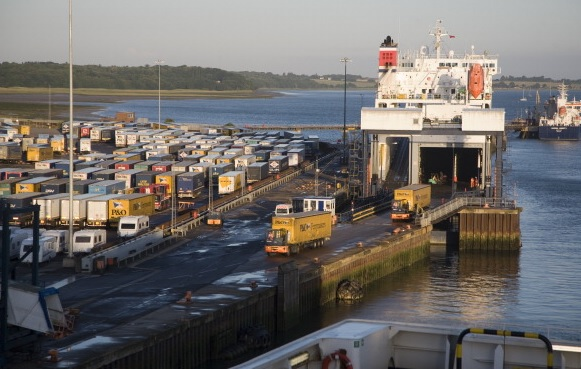 Harwich International Port