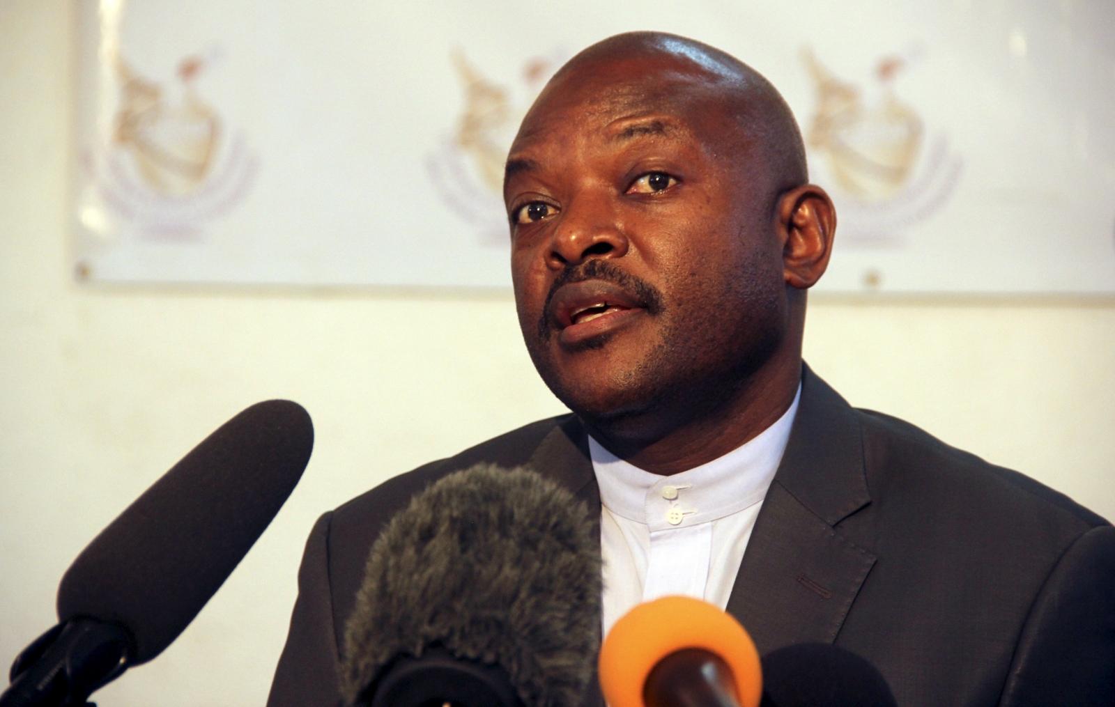President Nkurunziza Burundi