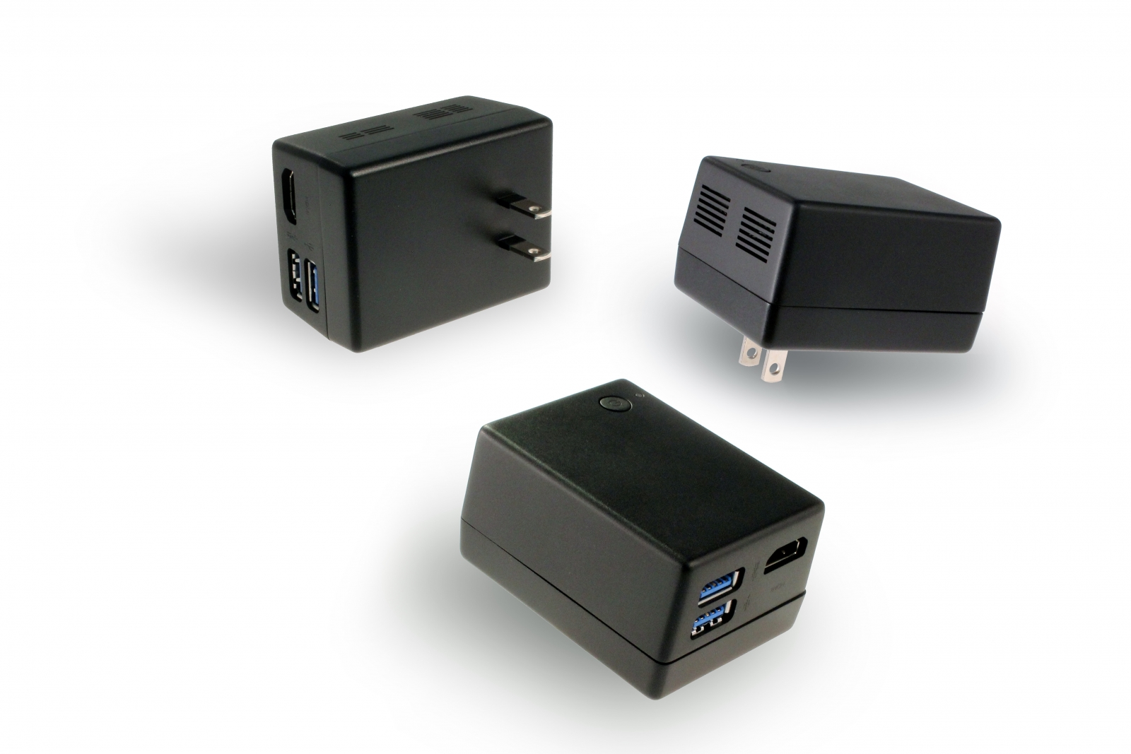Quanta's Compute Plug tiny Windows 10 PC
