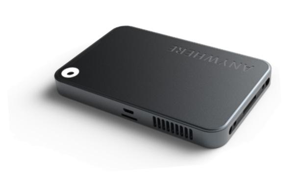 The Foxconn Kangaroo mini Windows 10 PC