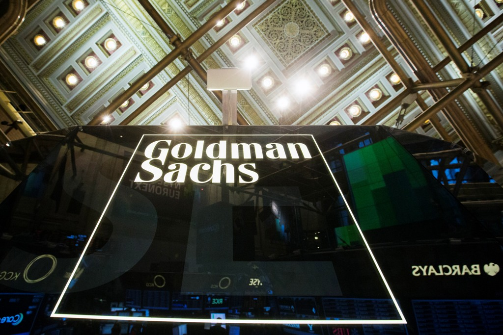 Goldman Sachs US Justice Department Settlement