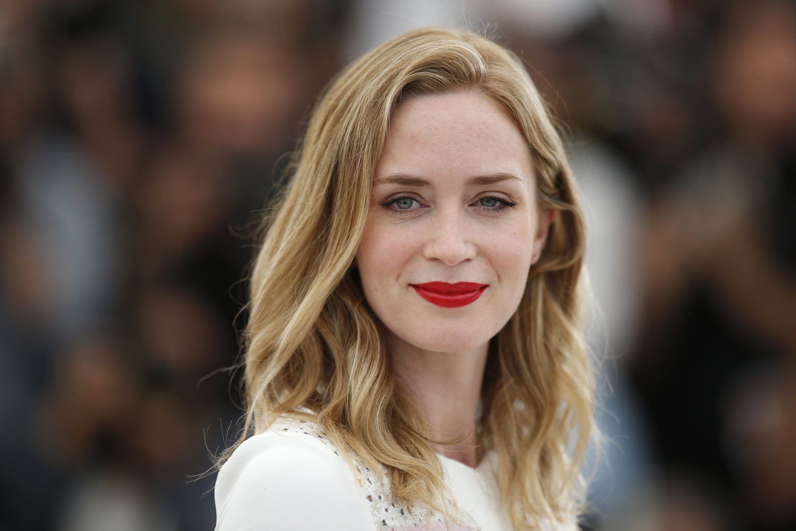 Emily Blunt for Girl On The Train