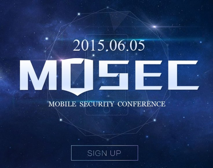 Mobile Security Conference