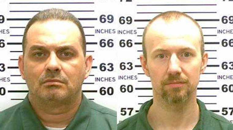 Escaped murderers
