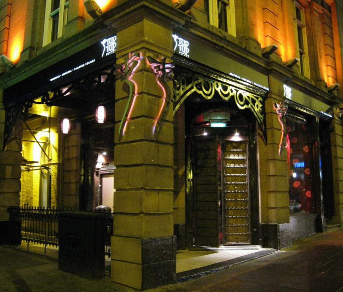 Tup Tup nightclub Newcastle shooting
